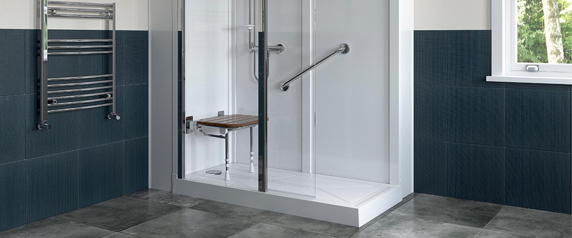 Walk in shower enclosures [city]